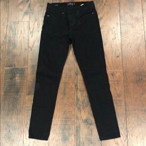 """Black Lucky Brand """"Brooke Legging Jeans"""""""